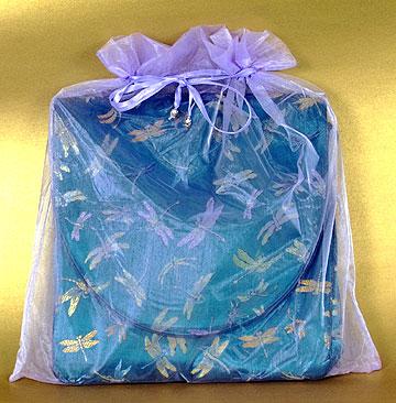 To Enlarge Giftbag Large Drawstring Sheer Organza Gift Bags 17 X17 Pack